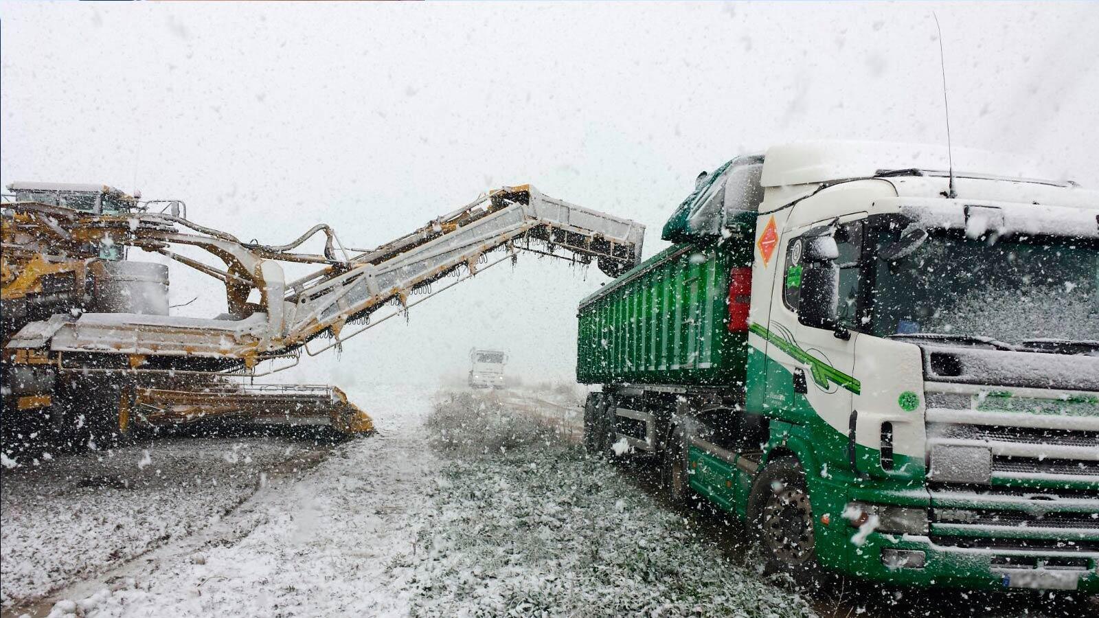 TRANSVOL es una cooperativa de servicios, su actividad fundamental es el transporte de materias primas a granel (Nacional e Internacional).