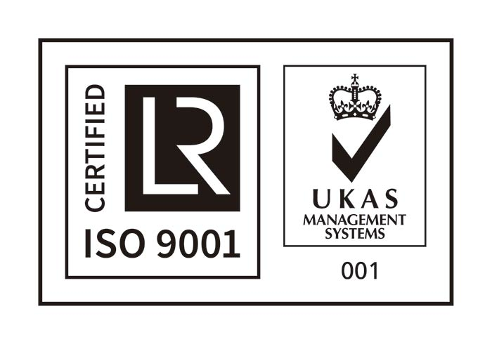 UKAS ISO-9001